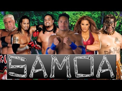 WWE 2K16: (Requested) Elimination Chamber Match Featuring The Anoa