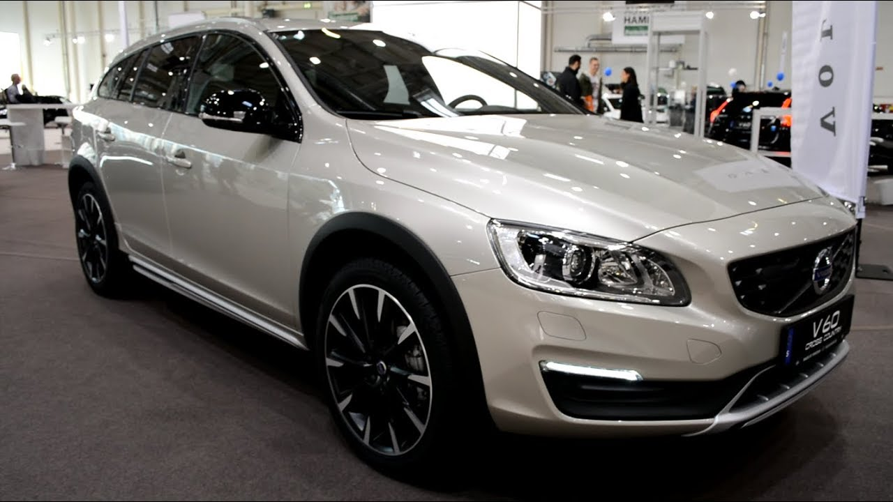2017 new volvo v60 cross country exterior and interior youtube. Black Bedroom Furniture Sets. Home Design Ideas
