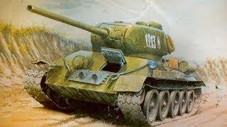 Какое КОЛИЧЕСТВО танков выпускалось во время Второй мировой? Самые МАССОВЫЕ Танки второй мировой