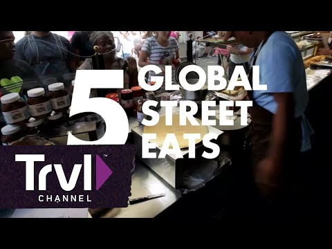 The World's Best Street Eats - Travel Channel