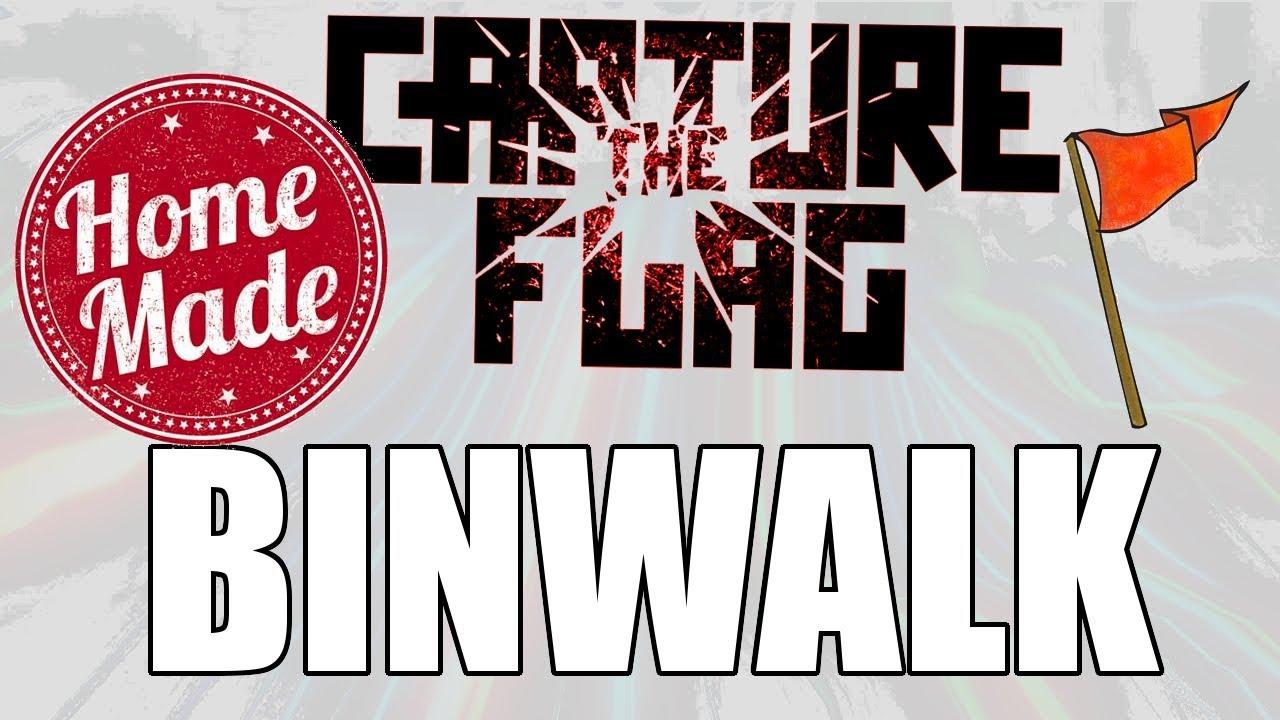 Filecarving with Binwalk: Homemade CTF:
