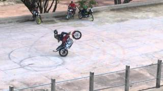 Manobras de moto Breu Branco  Pará