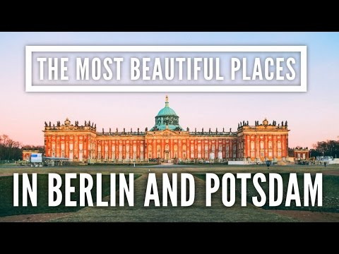 The Most Beautiful Places To Visit In Berlin And Potsdam, Germany || Europe Travel Vlog