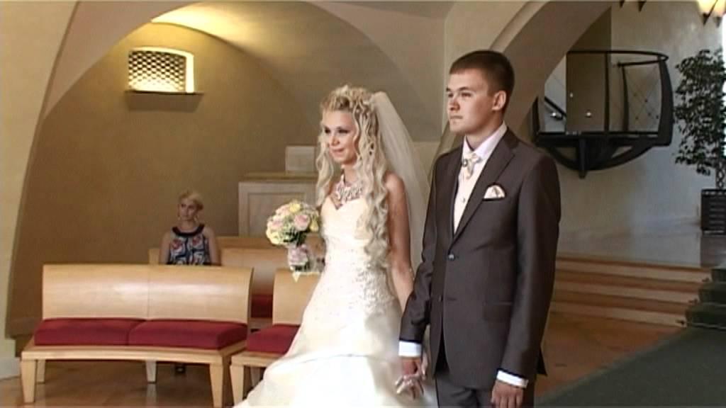 Прага свадьба в ратуше 34