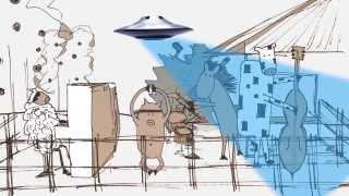 Gambar cover Liūdni Slibinai - Kūmas ir Kūma (oficialius vaizdo klipas)