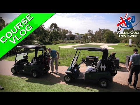 PACIFIC HARBOUR GOLF COURSE VLOG PART 1