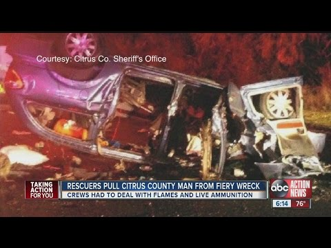 Charlie Boyd Of Is Undergoing Surgery Following Fiery Car Wreck In Citrus County