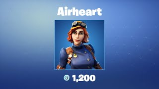 Coeur d'air (airheart) Fortnite Outfit/Peau
