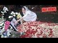 Hot News Detik-detik Pemakaman Ashraf Sinclair Di San Diego Hills - Cumicam 18 Februari 2020