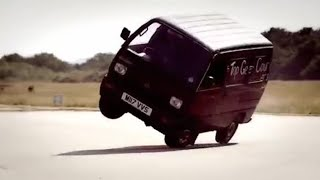 Man with a van challenge part 2 - Top Gear - BBC