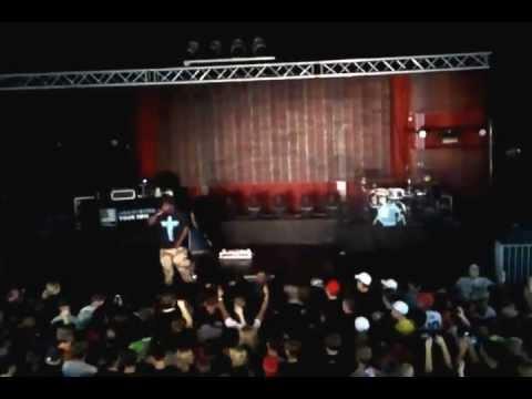 Unashamed Tour 2012 - Omaha, NE - Opening Artist Thi'sl 1