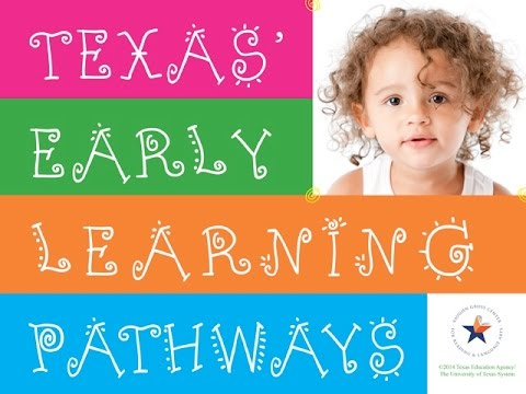 Texas Literacy Initiative - Texas Early Learning Pathways