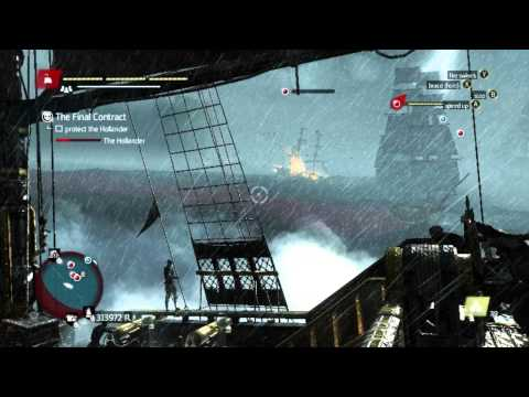 Assassin'S Creed IV Black Flag Naval Contract #9 The Final Contract