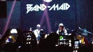 BANDMAID Mexico 2