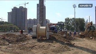 """Успеть в установленные сроки: глава города проверил строительство """"Вымпела"""""""