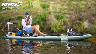 Sea Eagle FishSUP™ 126 - The Search For Bass