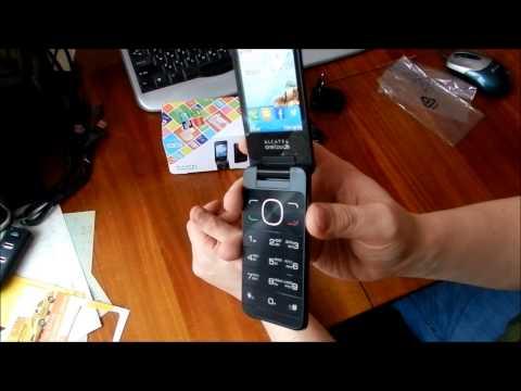 телефон Alcatel One Touch 2012d инструкция - фото 6