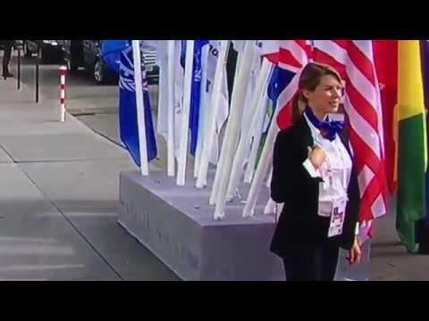Девушка не узнала президента РФ Владимира Путина на G20