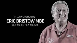 In Loving Memory of Eric Bristow MBE - 25.04.1957 - 05.04.2018