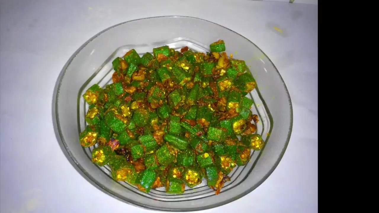 Image result for bhindi ki bhaji
