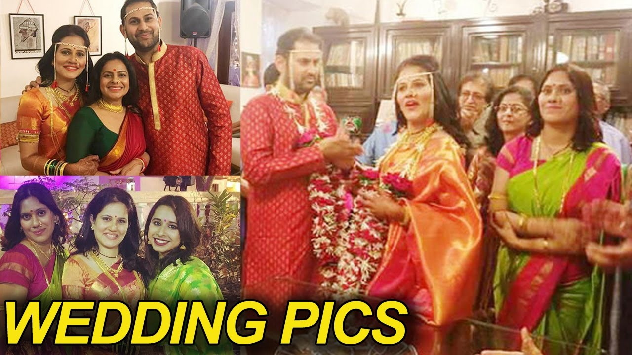 Manava naik wedding bands