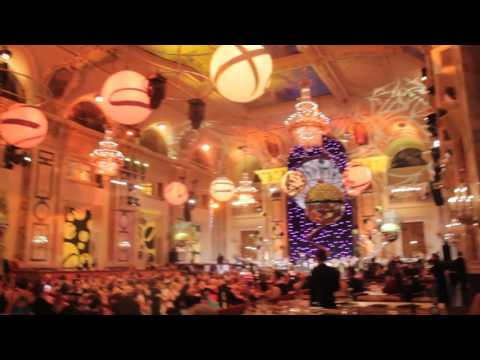 Tour of New Year's Hofburg Silvester Ball 2016-2017
