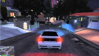 Grand Theft Auto V Graphics Settings & Gameplay FPS on Intel HD Graphics 4000