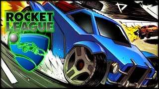 Rocket League - CAN WE GET THIS VICTORY?