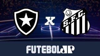 Botafogo 0 x 1 Santos - 21/07/2019 - Brasileirão