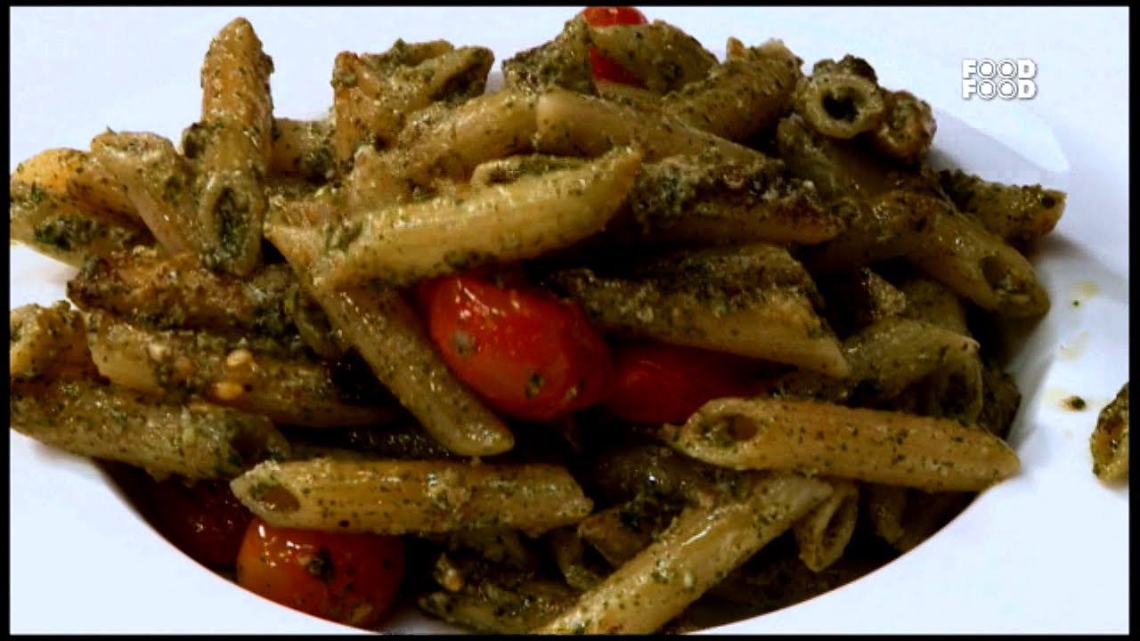 Penne pasta sanjeev kapoors kitchen youtube forumfinder Choice Image