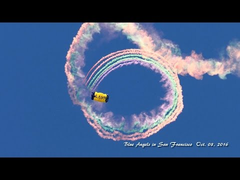 Blue Angels 2016 4K