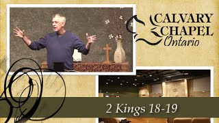 "Download Video 2 Kings 18-19  ""The Battle Is His"" MP3 3GP MP4"