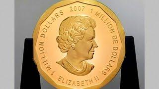 Berliner Bode-Museum: Diebe stehlen 100-Kilo-Goldmünze