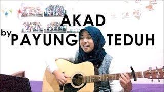Gambar cover Akad by Payung Teduh (cover)