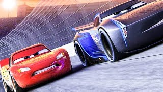 CARS 3 Best Jackson STORM Race Moments FIRST Scene