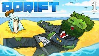 Minecraft: ADRIFT - A Whole New World! (Ep.1) thumbnail