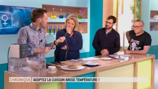 Adoptez la cuisson basse température ! - Le Magazine de la santé