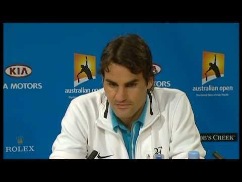 Roger Federer: 'I am extremely talented'