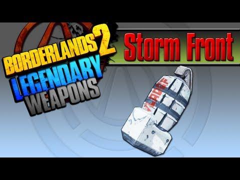 BORDERLANDS 2 | *Storm Front* Legendary Weapons Guide