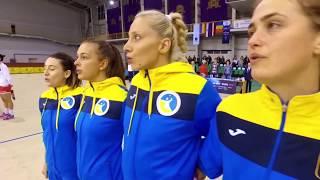 Україна - Хорватія 26:22. Відбір до ЧЄ-2018