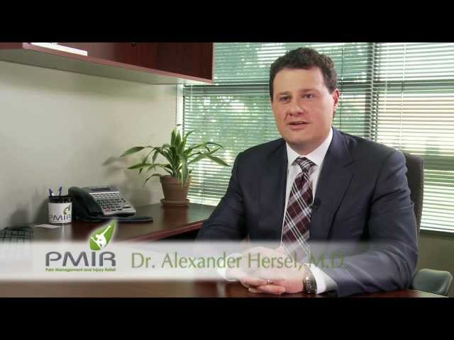 Meet PMIR Founder and Pain Management Specialist Dr. Alexander P. Hersel