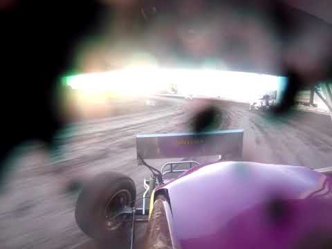Lee County Speedway 305 Sprints Heat Race 8/23/19