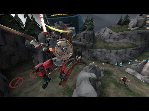 TF2 Mann vs Machine - Real Red Robots