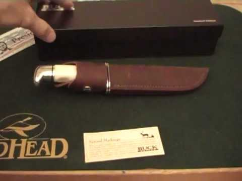 Buck Knife 119 Special Fixed Blade Review Youtube