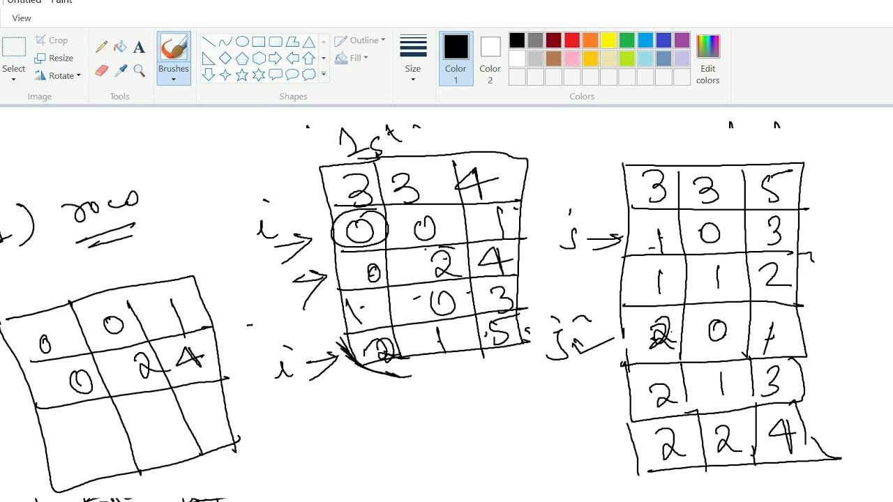 Sparse Matrix Addition - Part 2 | Data Structures Programming