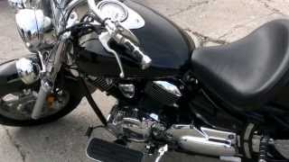 2008 Yamaha vstar 1100 used cruiser motorcycle for sale