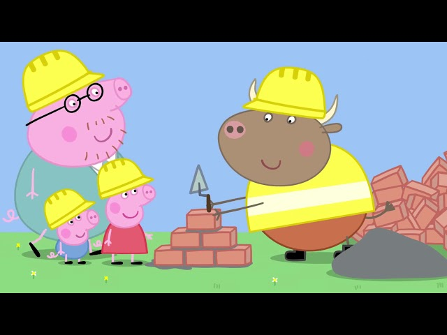 Peppa Pig 粉红猪小妹 第五季02【新房子】中文版