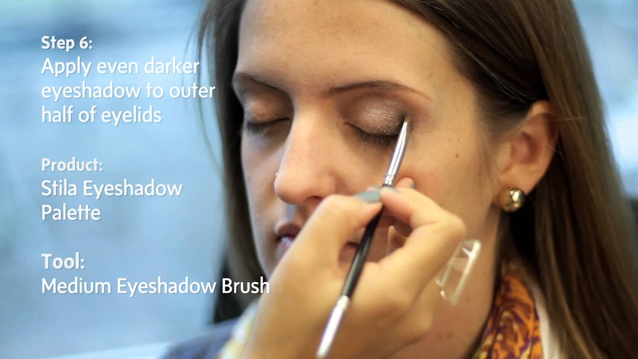 How To Apply Smokey Eye Makeup For Glasses