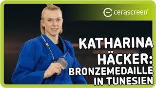 Katharina Häcker | Judo | Gran Slam Tunesien 2018