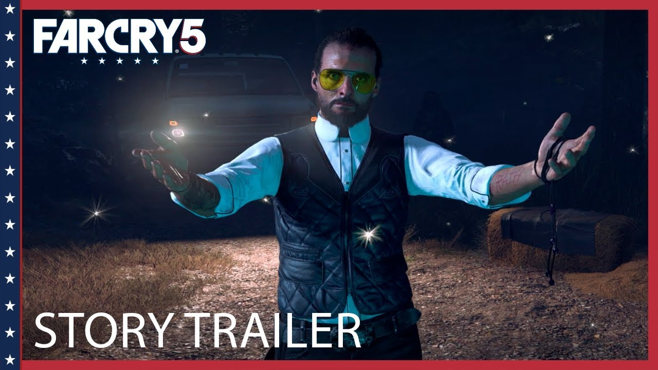 Far Cry 5: release date, story, setting, co-op, system